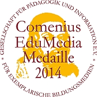 Comenius-Medaille 2014